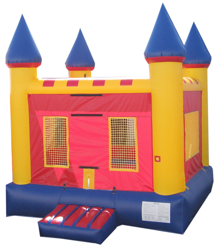 CASTLE BOUNCER (001 USED)