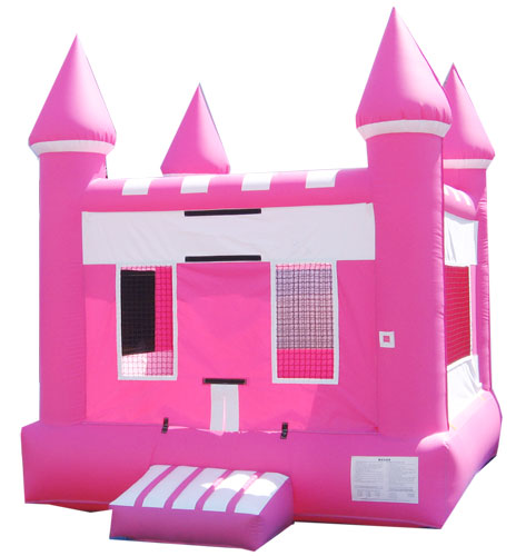 CASTLE BOUNCER (B1037)