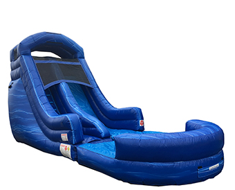 16' Blue Magic Water Slide (80025 USED)