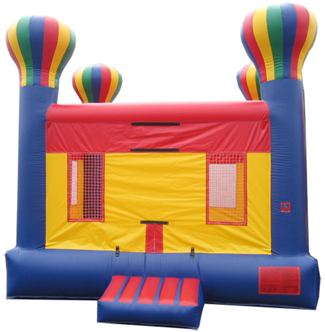 HOT AIR BALLOON BOUNCER (024 USED)