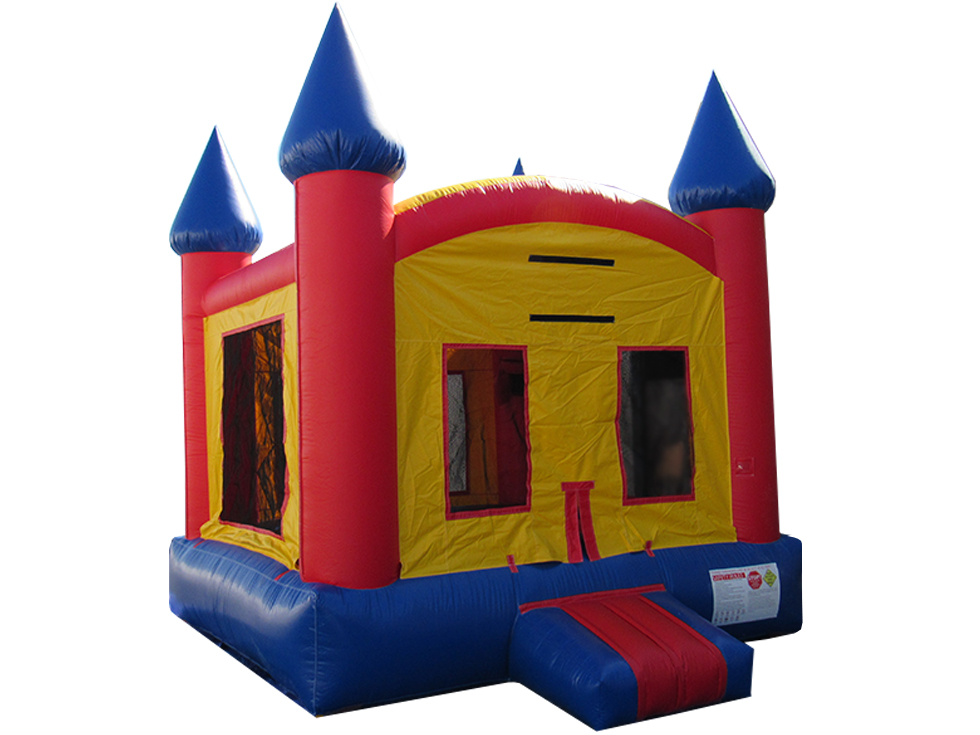 Primary Color Castle Arch Style (B1098)