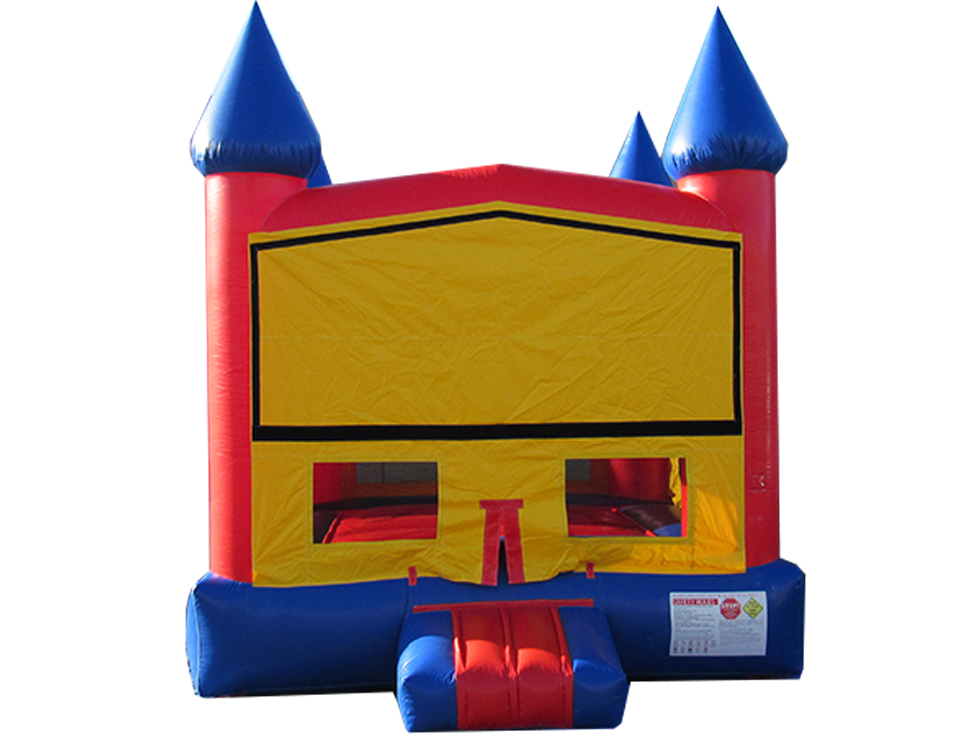 Primary Color Modular Castle (B1049)