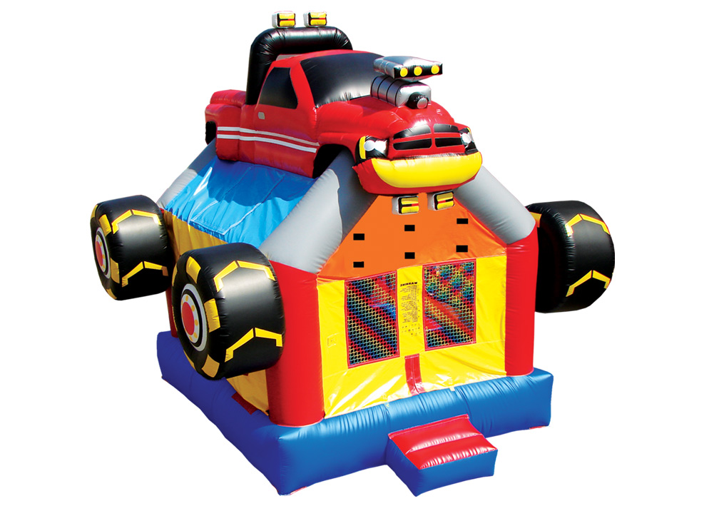 Monster Truck Bounce House ( MN1141)