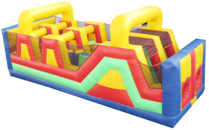 DELUXE MULTICOLOR OBSTACLE COURSE (IG50301)