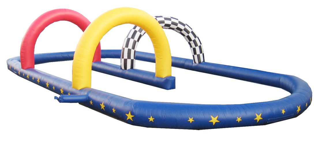 Inflatable Race Track (IG50381)
