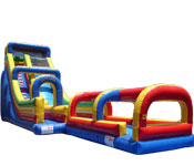 "24"" Single Lane Slide wSlip and Slide (WS4155)"