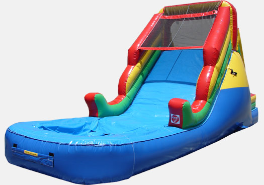 "14"" Water Slide - Primary Colors (WS4201)"