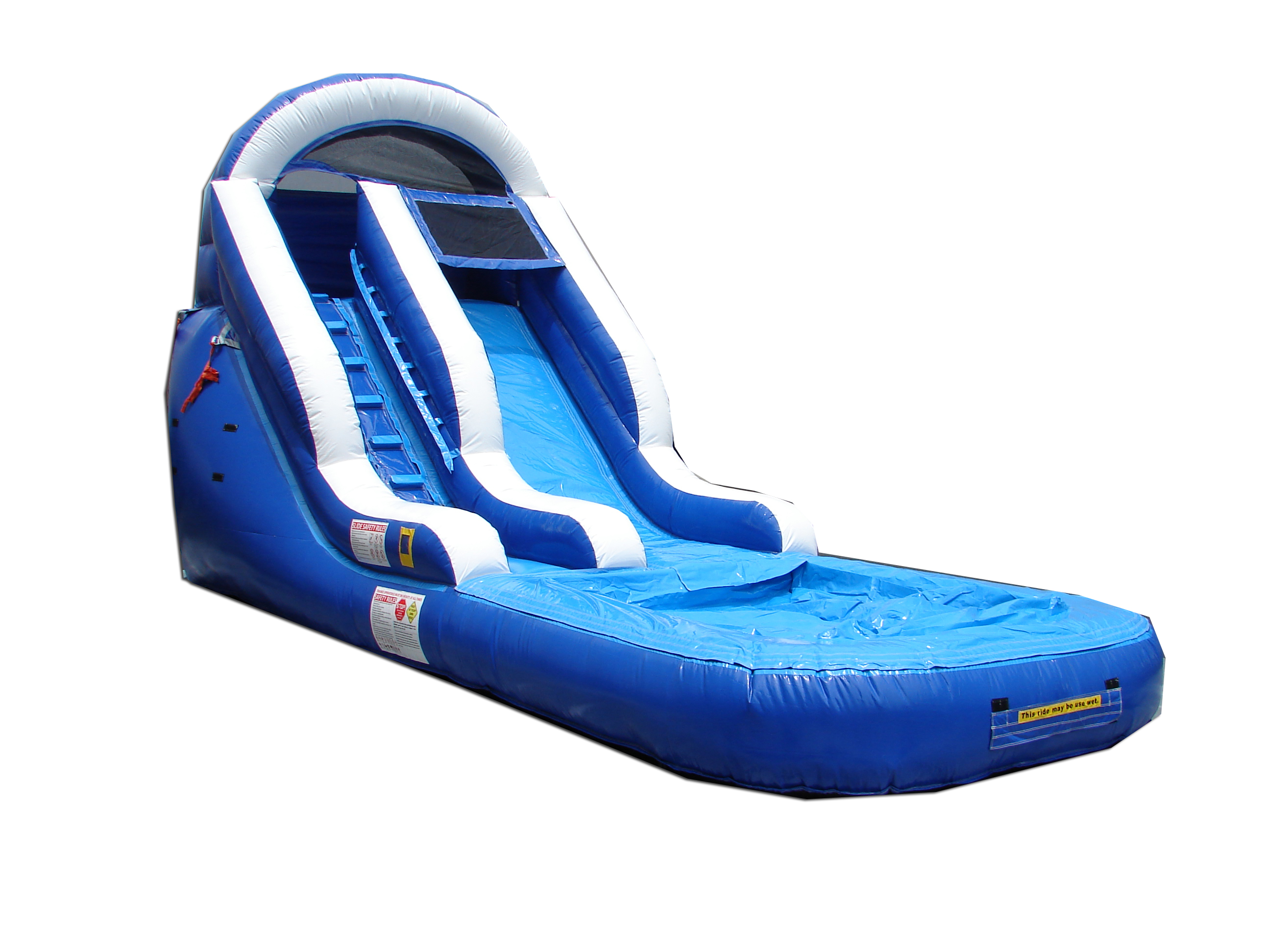 "13"" Backyard Water Slide (WS4206)"